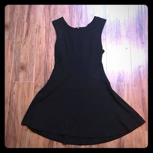 Little Black Dress by Free People short swingy M